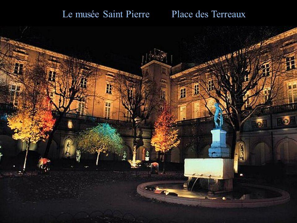 Le musée Saint Pierre Place des Terreaux
