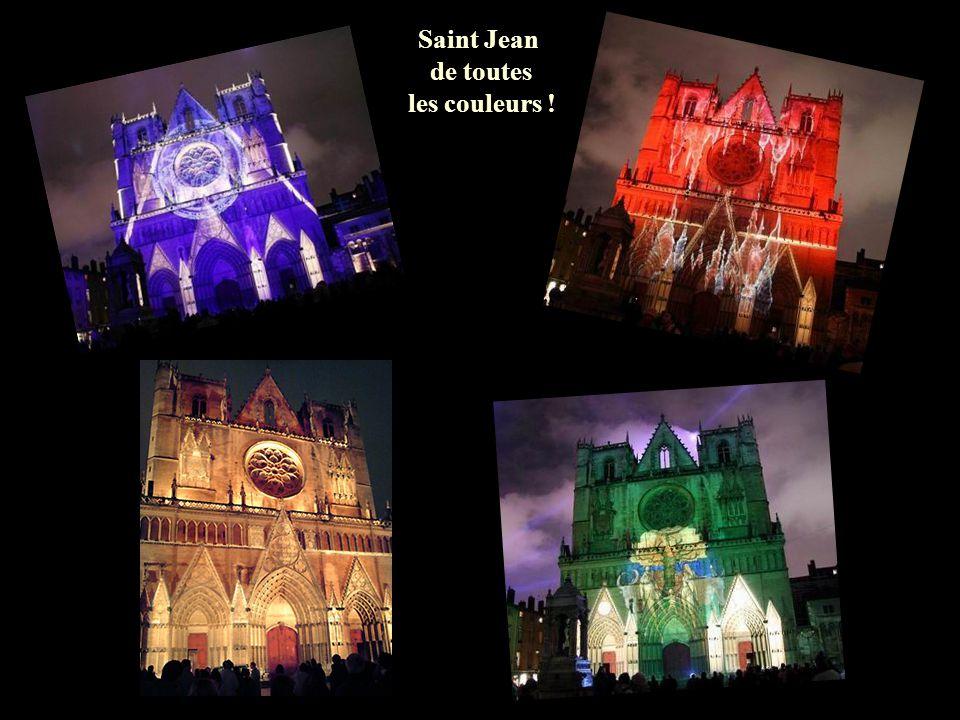 Saint Jean de toutes les couleurs !