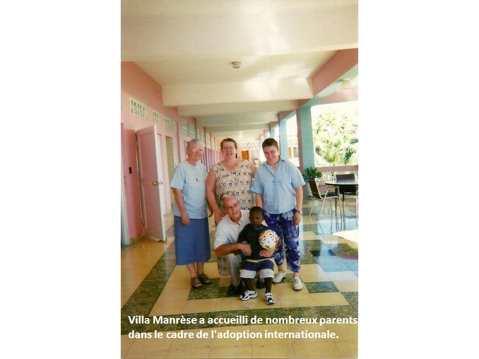 Villa Manrèse a accueilli de nombreux parents