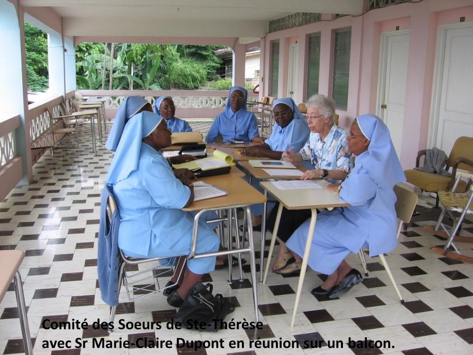 Comité des Soeurs de Ste-Thérèse