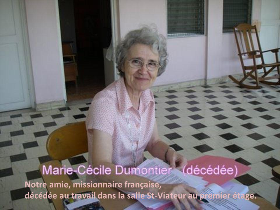 Notre amie, missionnaire française,