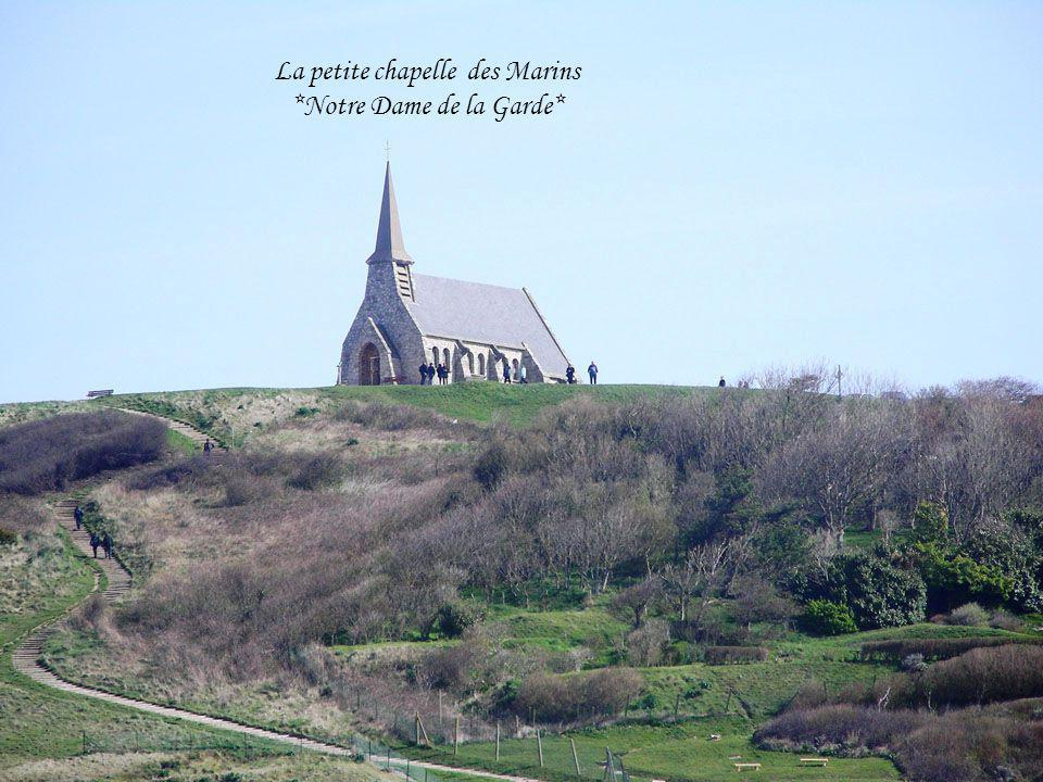 La petite chapelle des Marins *Notre Dame de la Garde*