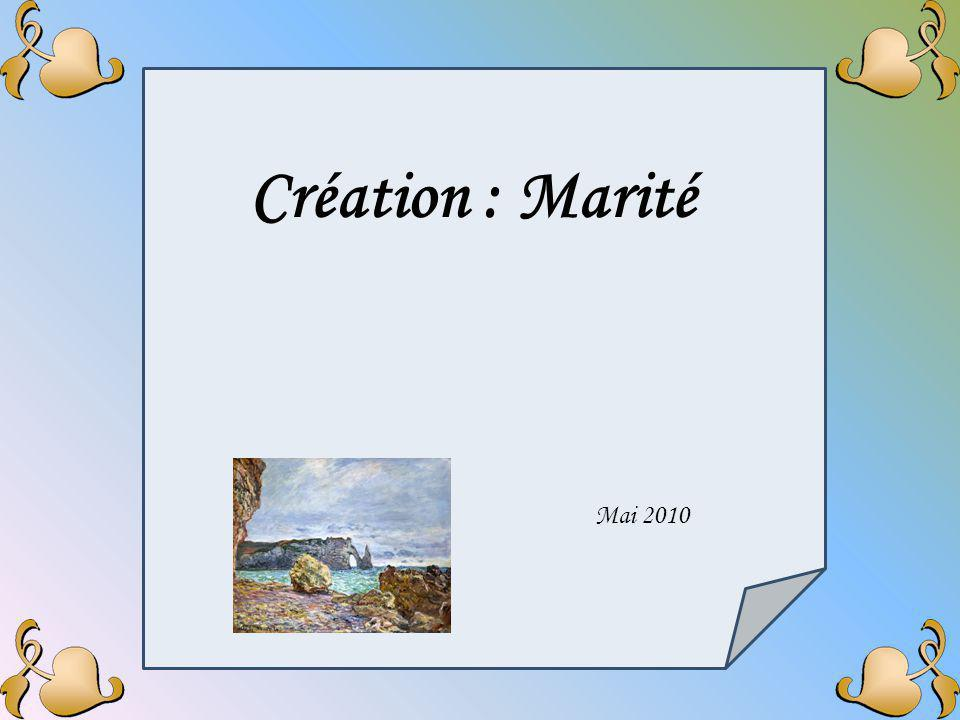 Création : Marité Mai 2010