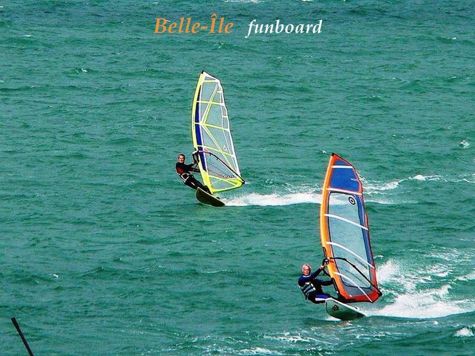 Belle-Île funboard