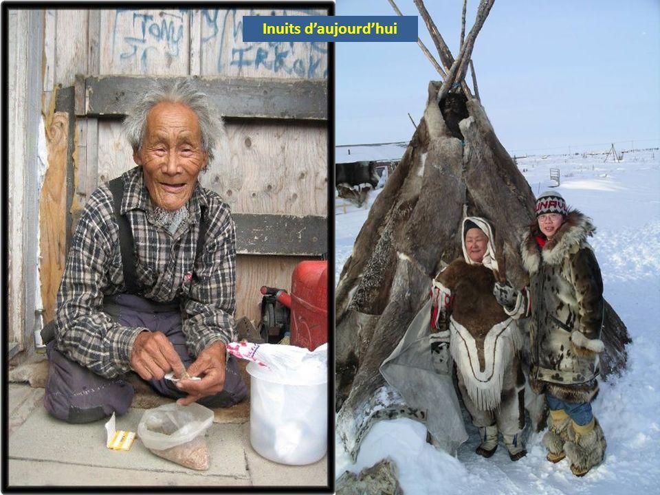 Inuits d'aujourd'hui