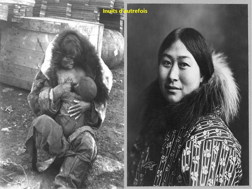 Inuits d'autrefois