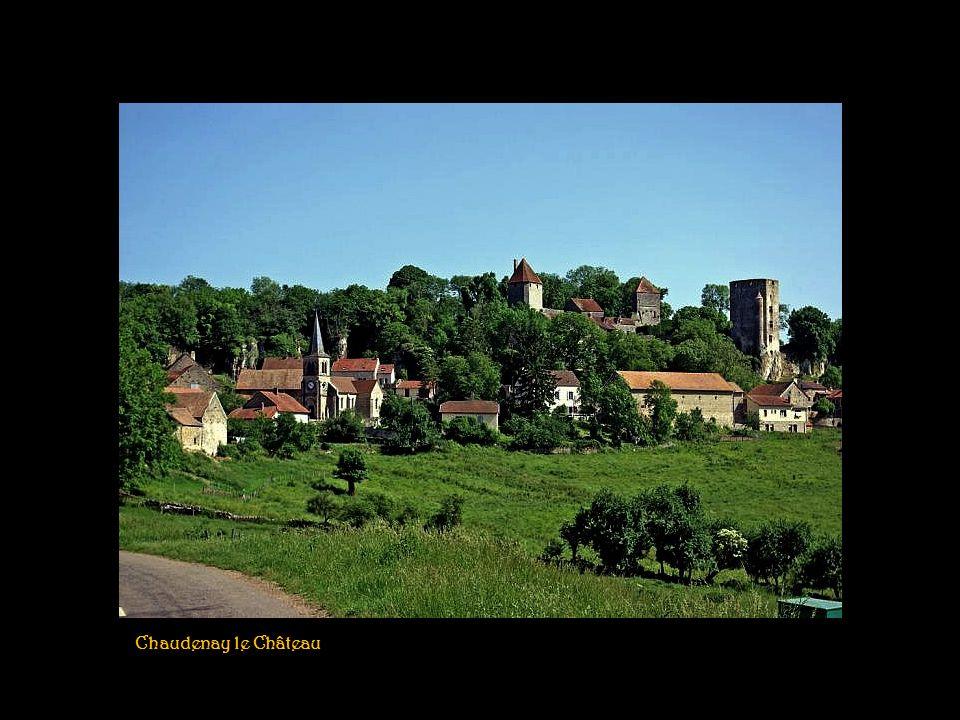 Chaudenay le Château