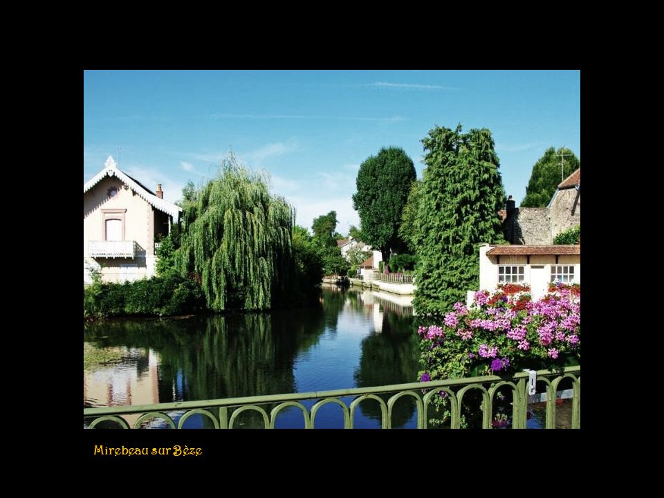 Mirebeau sur Bèze