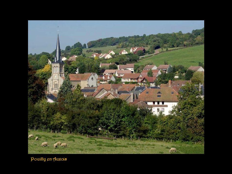 Pouilly en Auxois