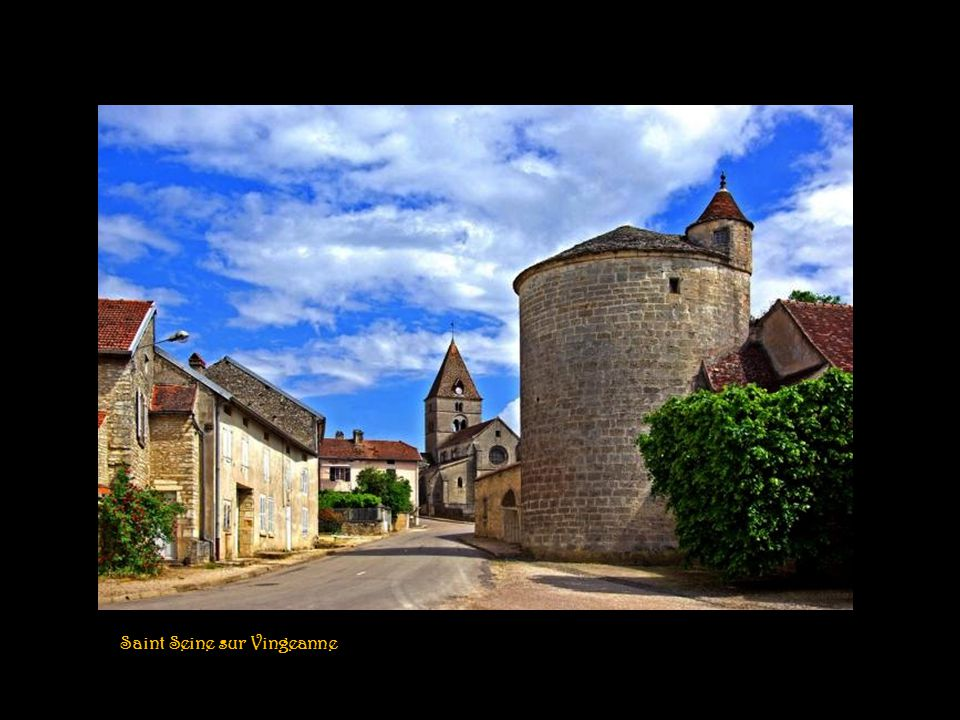 Saint Seine sur Vingeanne