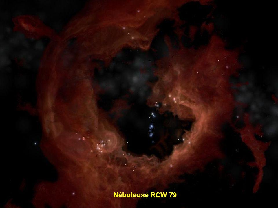 Nébuleuse RCW 79