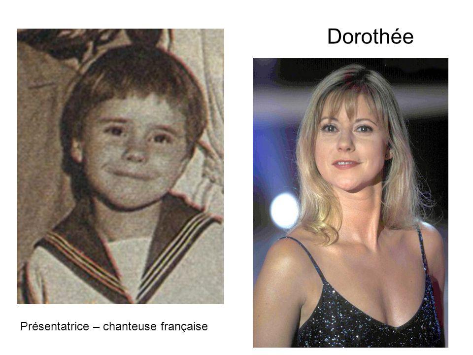 Dorothée Présentatrice – chanteuse française