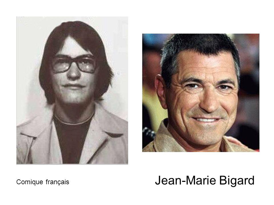 Jean-Marie Bigard Comique français