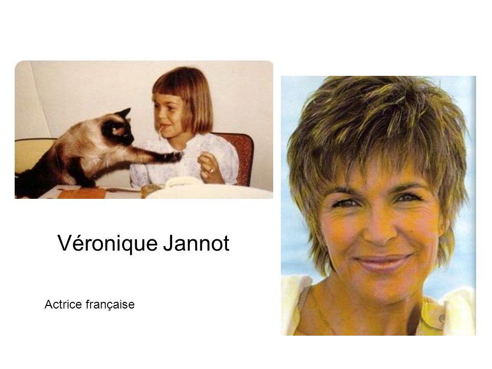 Véronique Jannot Actrice française