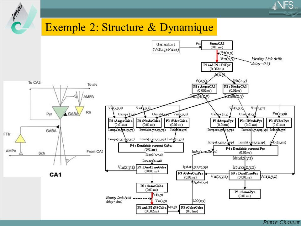 Exemple 2: Structure & Dynamique