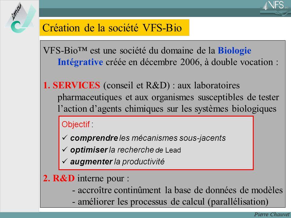 Création de la société VFS-Bio