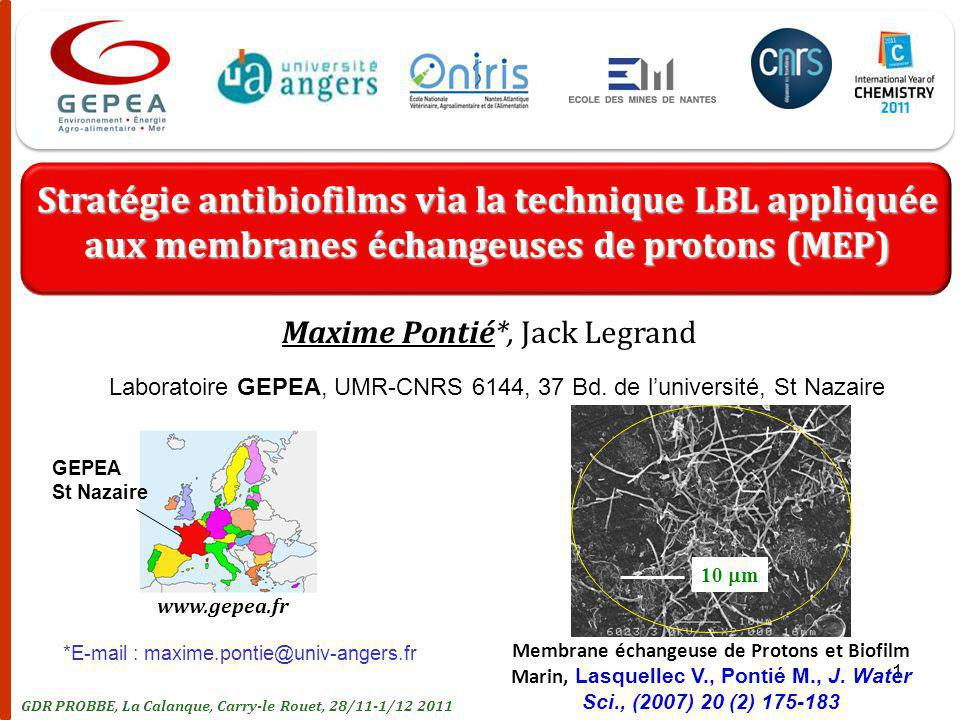 Maxime Pontié*, Jack Legrand