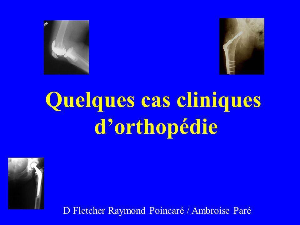 Quelques cas cliniques