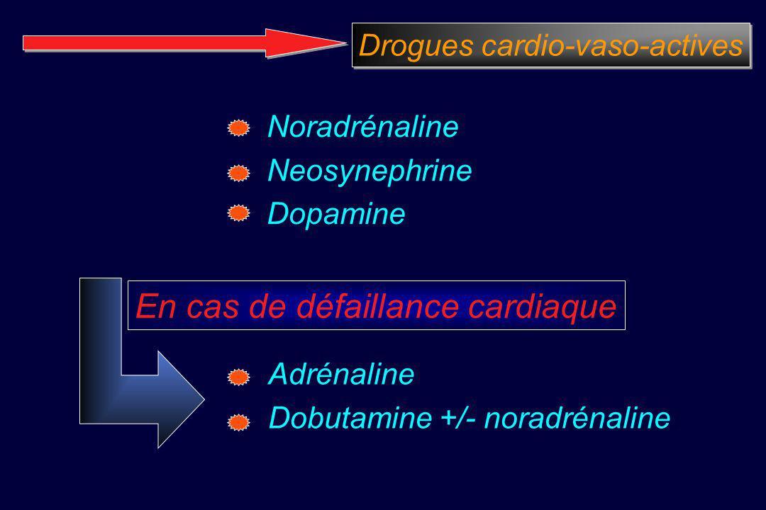 En cas de défaillance cardiaque