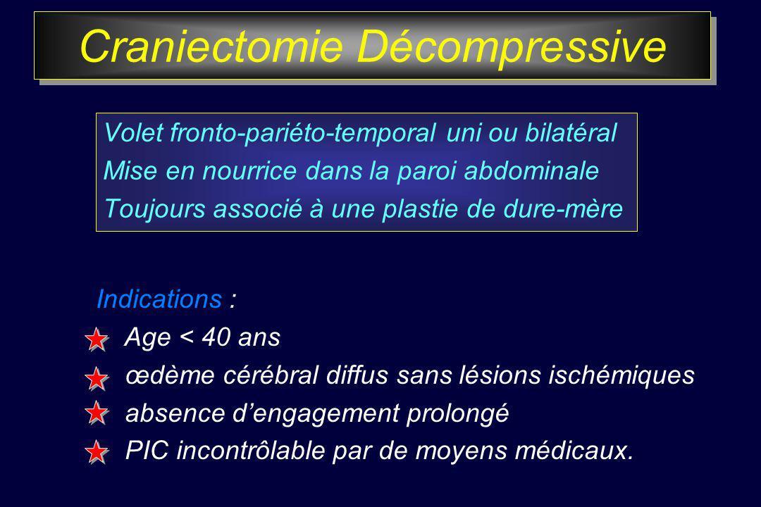 Craniectomie Décompressive