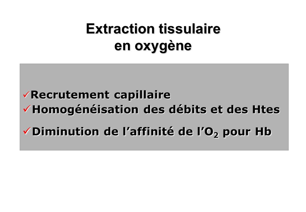 Extraction tissulaire