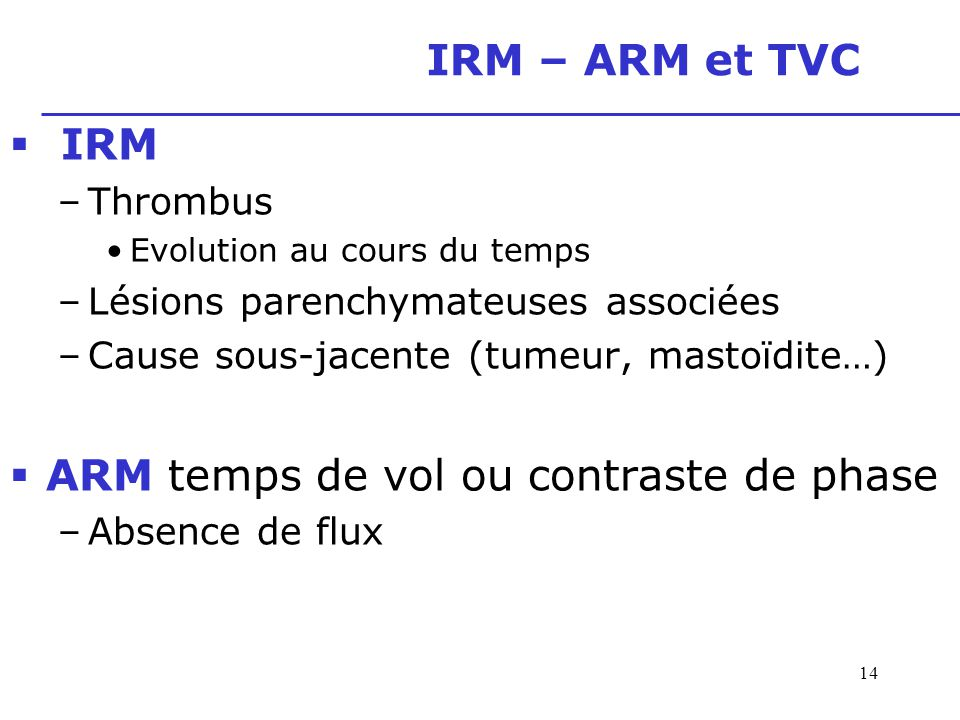 ARM temps de vol ou contraste de phase