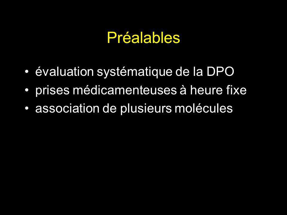 Préalables évaluation systématique de la DPO