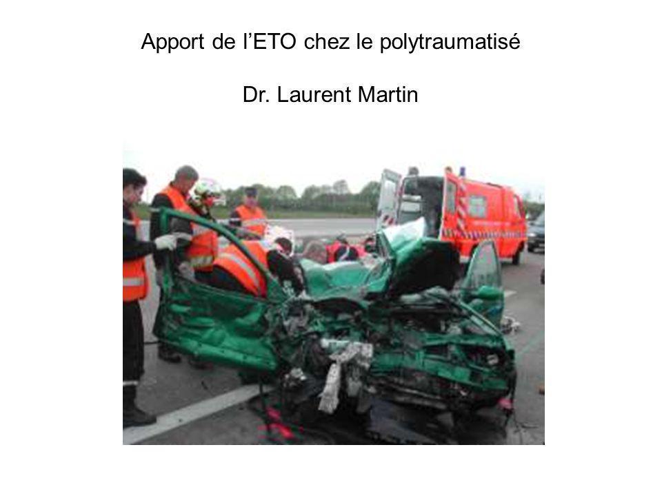 Apport de l'ETO chez le polytraumatisé