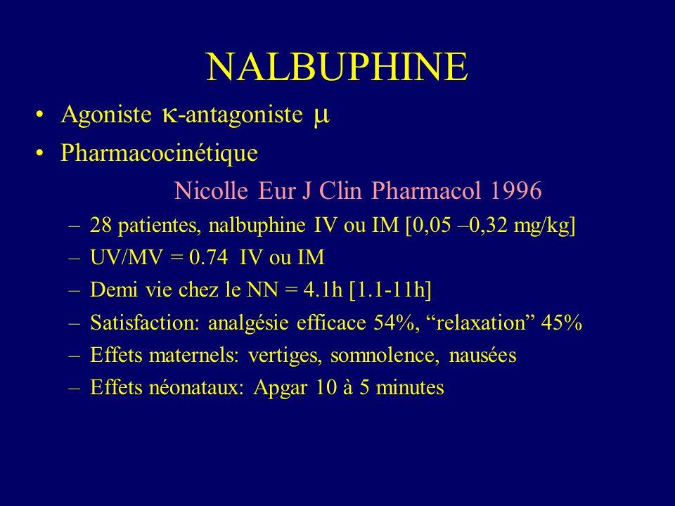 Nicolle Eur J Clin Pharmacol 1996