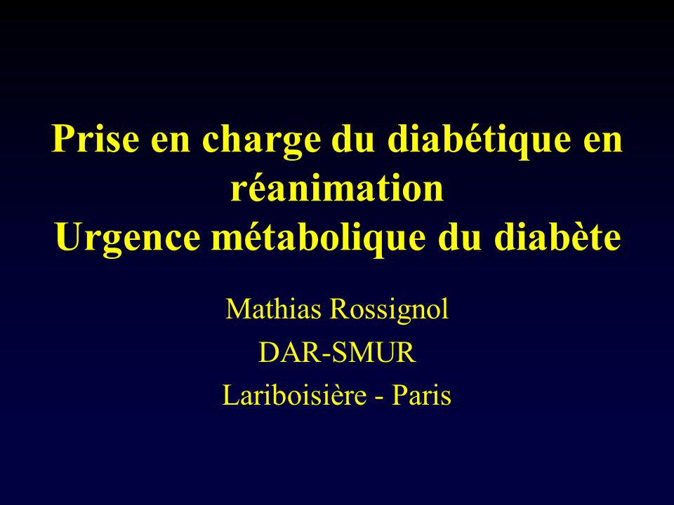 Mathias Rossignol DAR-SMUR Lariboisière - Paris