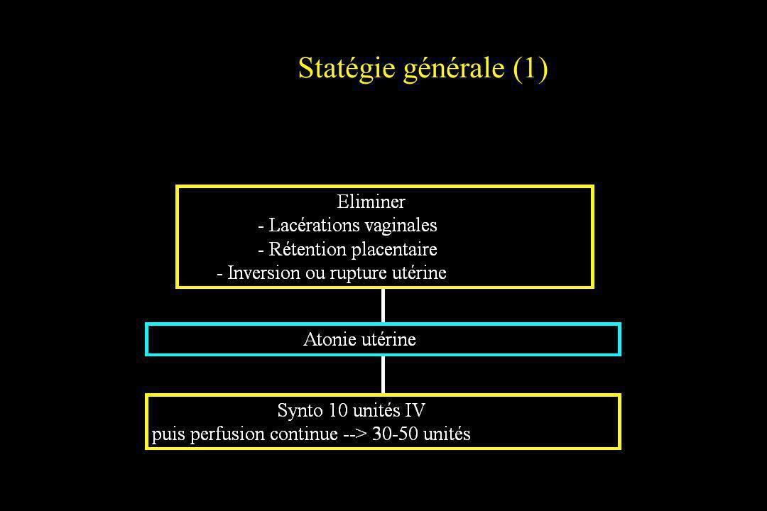Statégie générale (1)