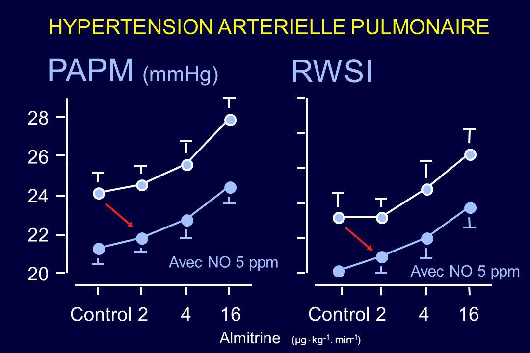 HYPERTENSION ARTERIELLE PULMONAIRE
