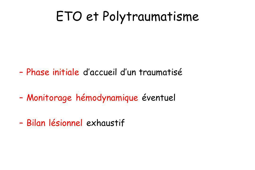 ETO et Polytraumatisme
