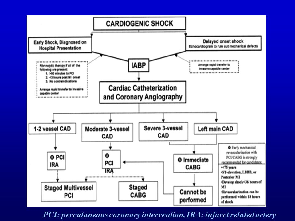 PCI: percutaneous coronary intervention, IRA: infarct related artery