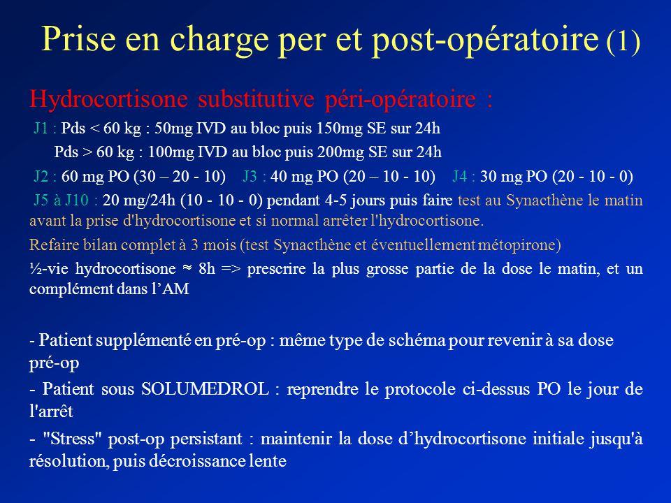 Prise en charge per et post-opératoire (1)
