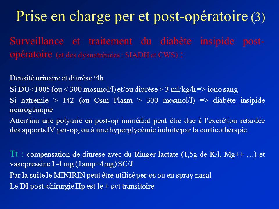 Prise en charge per et post-opératoire (3)