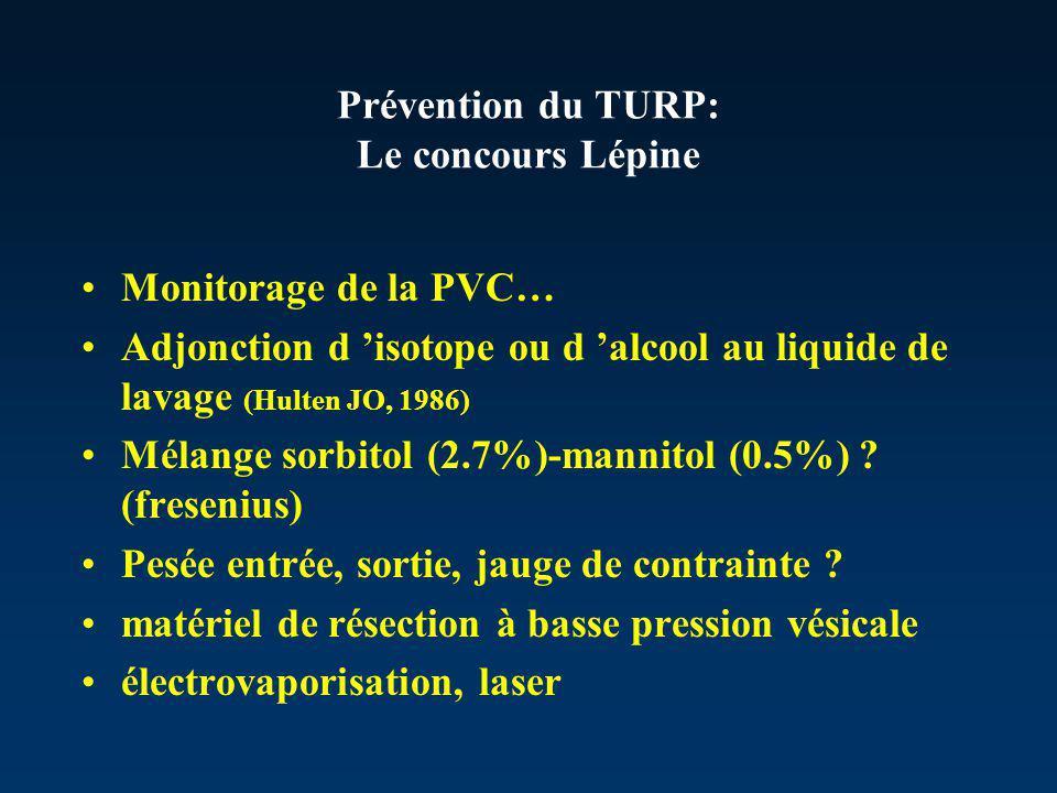 Prévention du TURP: Le concours Lépine