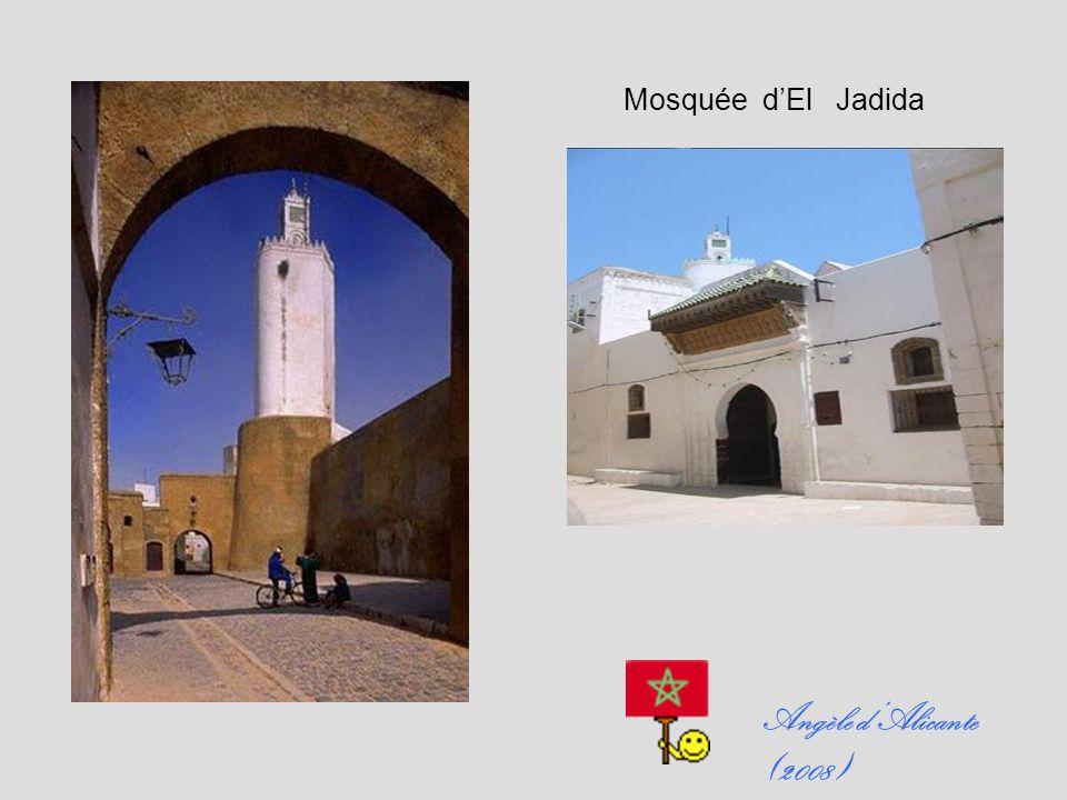 Mosquée d'El Jadida Angèle d'Alicante (2008)