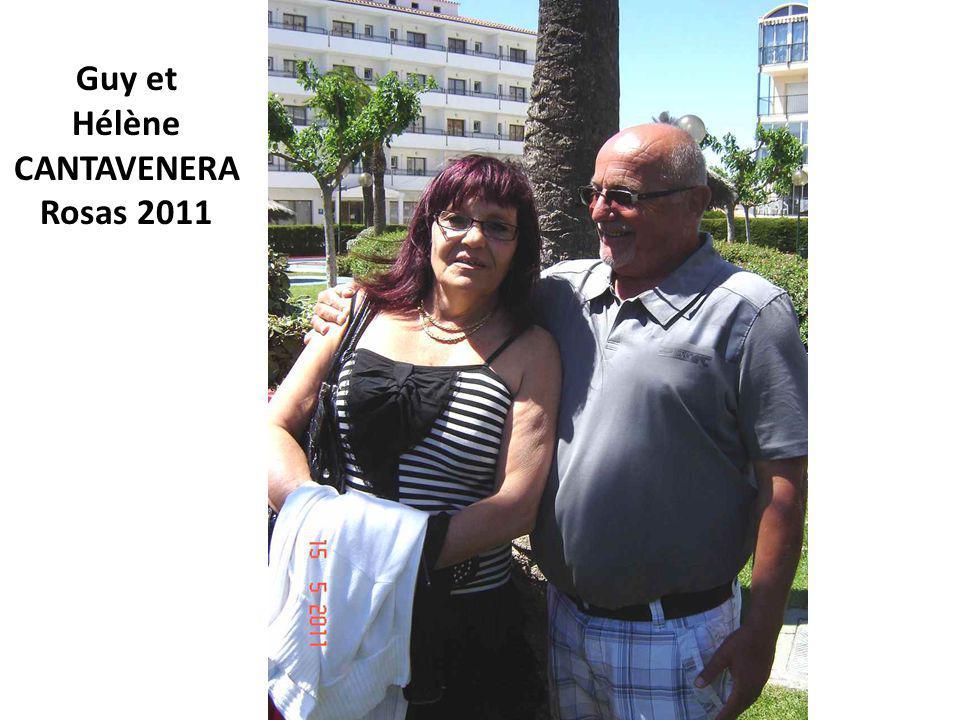Guy et Hélène CANTAVENERA Rosas 2011