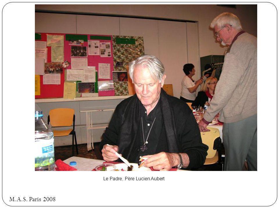 Le Padre, Père Lucien Aubert