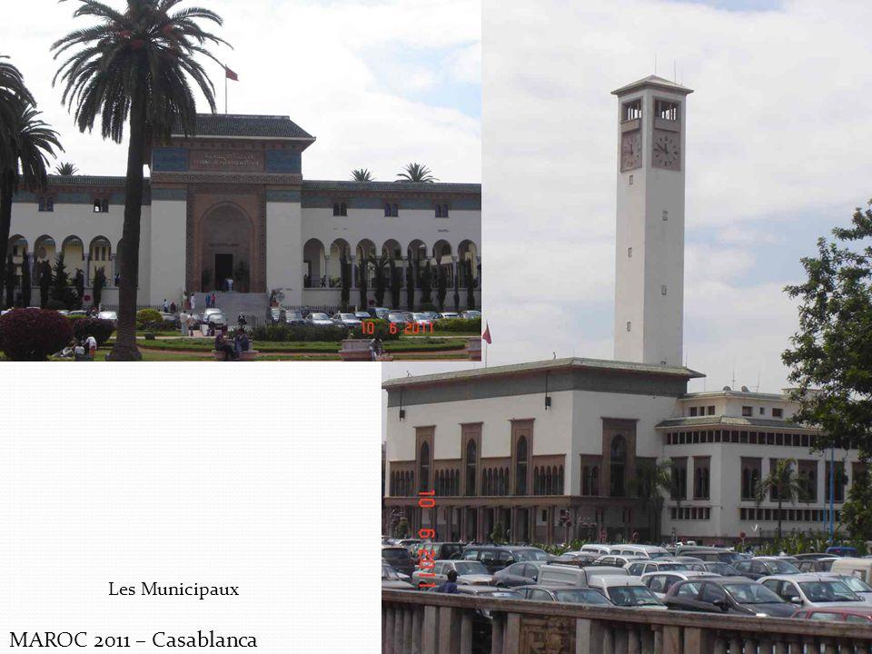 Les Municipaux MAROC 2011 – Casablanca