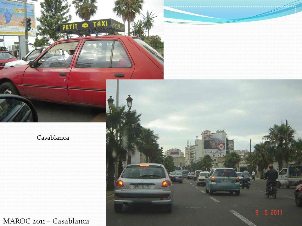 Casablanca MAROC 2011 – Casablanca
