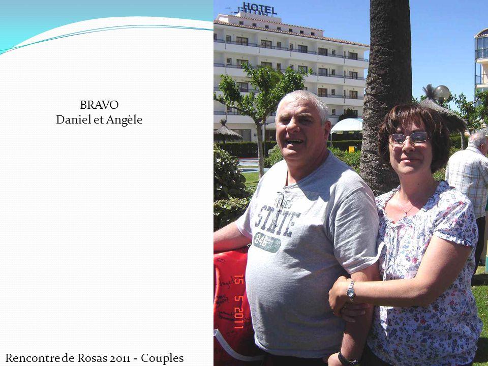 BRAVO Daniel et Angèle Rencontre de Rosas 2011 - Couples