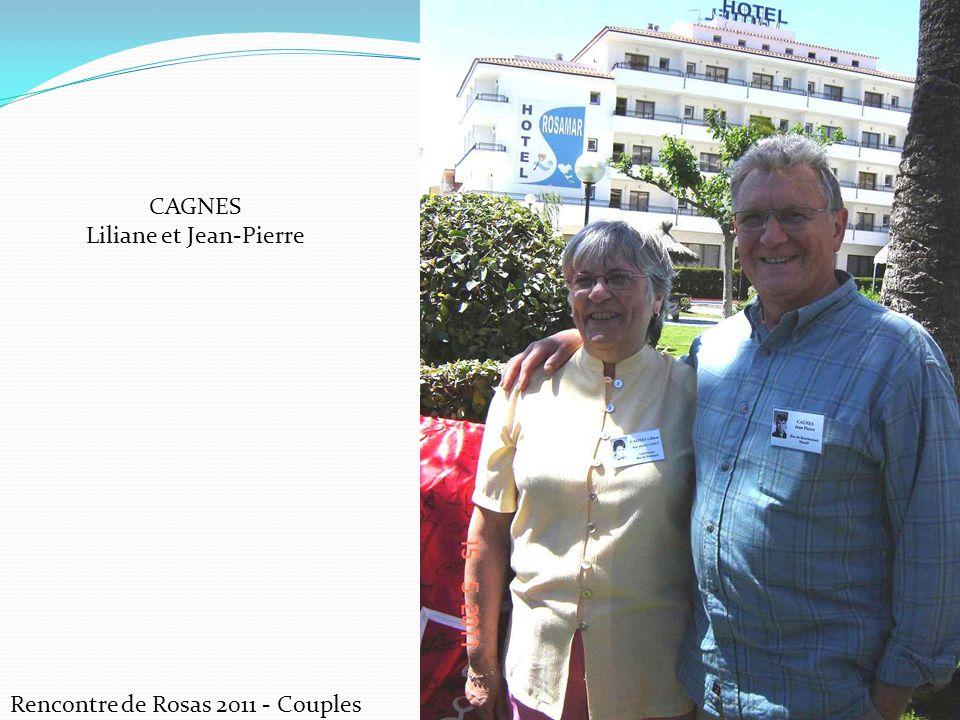 Liliane et Jean-Pierre