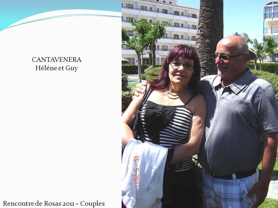 CANTAVENERA Héléne et Guy Rencontre de Rosas 2011 - Couples