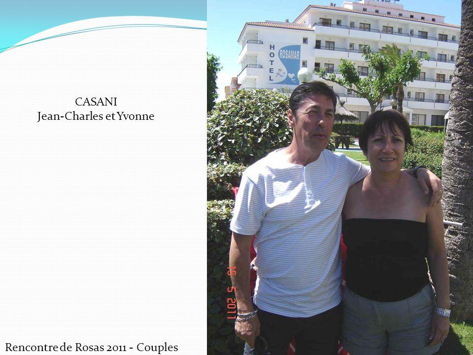 Jean-Charles et Yvonne