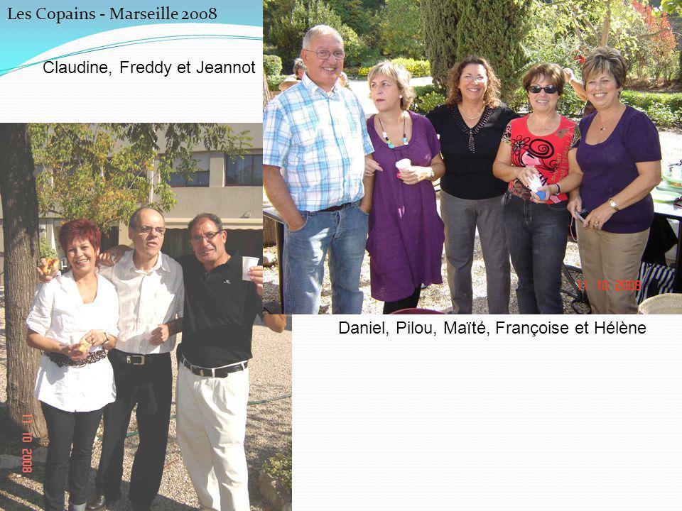 Les Copains - Marseille 2008