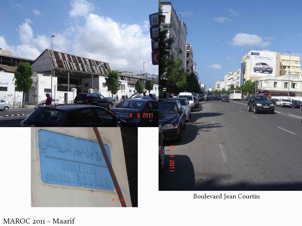 Boulevard Jean Courtin
