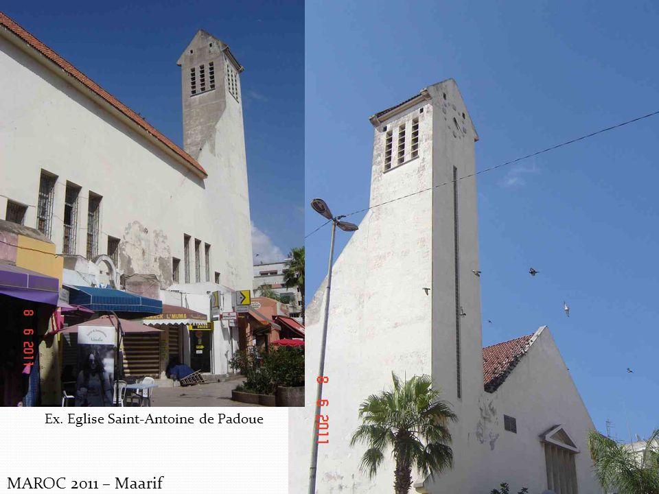 Ex. Eglise Saint-Antoine de Padoue