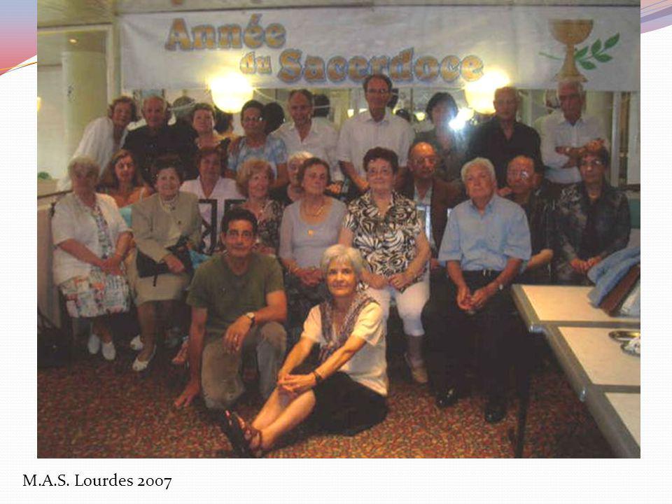 M.A.S. Lourdes 2007